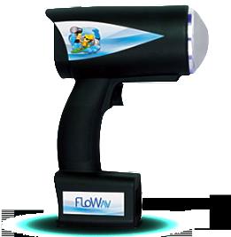 Phaser V1000-  Accurate, Non-Contact Doppler Velocity Sensor