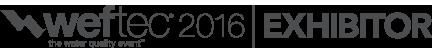 WEFTEC 2016 Exhibitor