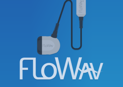 FloWav App Open Screen