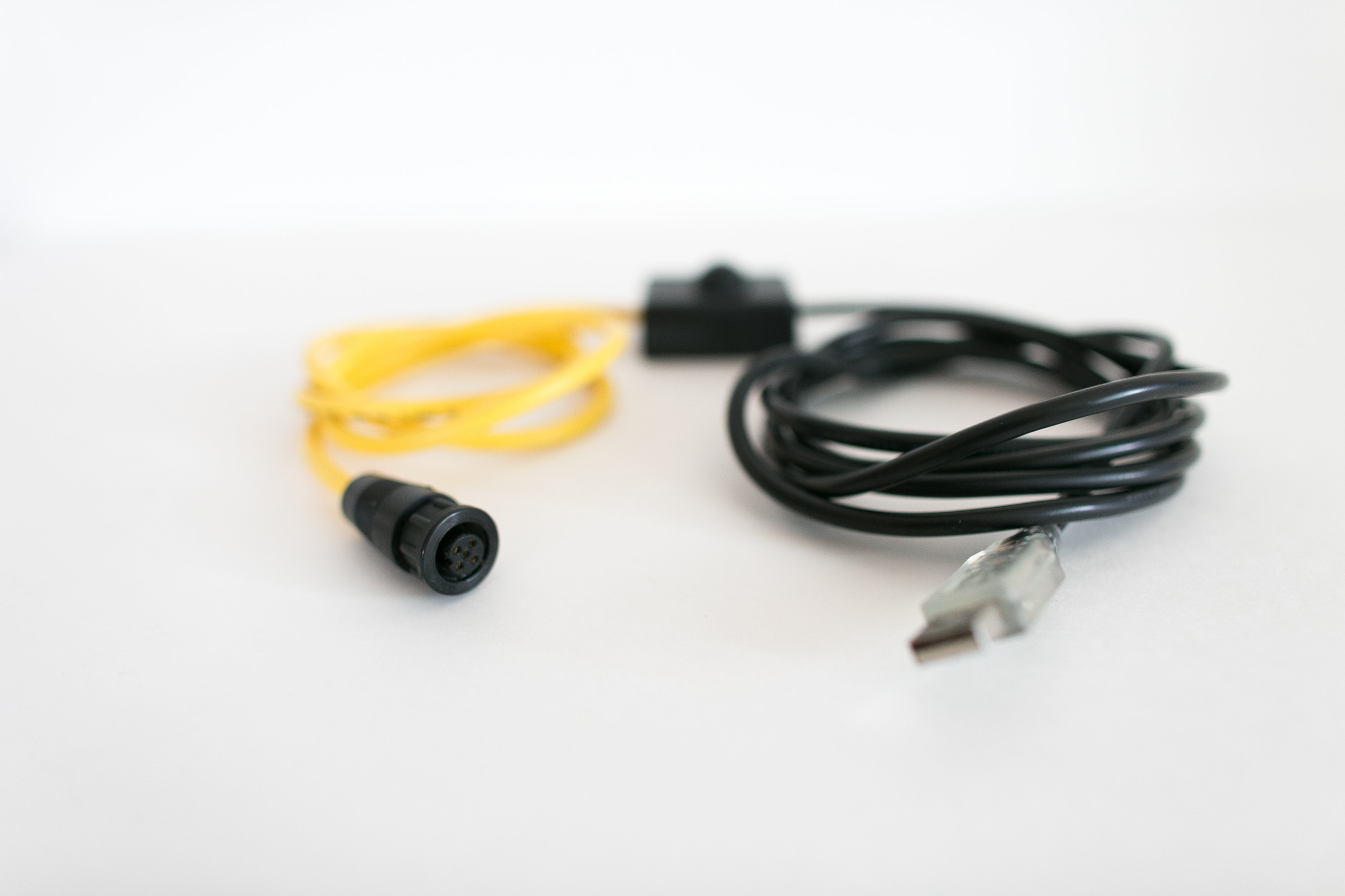 Communications Cable with USB