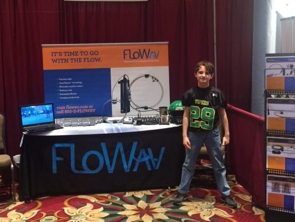 FloWav attends Louisiana Water Environment Association Annual Conference